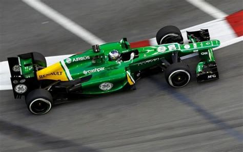 caterham uk caterham uk ltd f1 official statement drive safe and fast