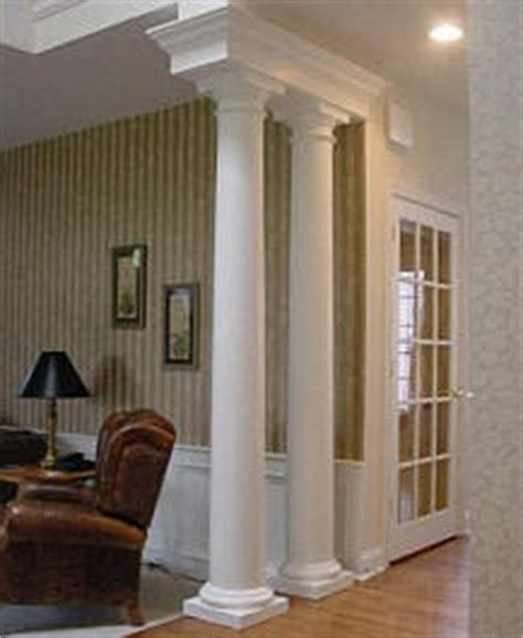 interior columns for homes architectural columns ideas for porches gardens and
