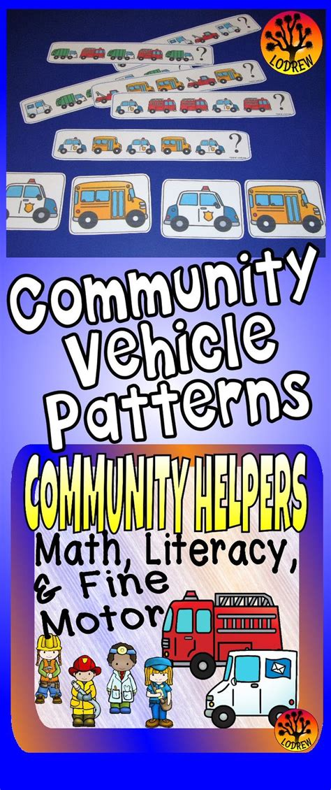 Parent Letter Community Helpers 195 pages of community helpers centers activities include