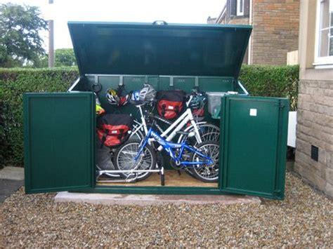Secure Bike Sheds by Secure Bike Storage Studies Asgard Bike Cycle