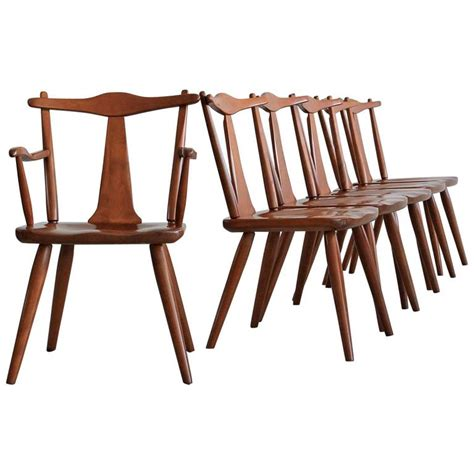 Colonial Dining Chairs Colonial Style Dining Chairs For Sale At 1stdibs