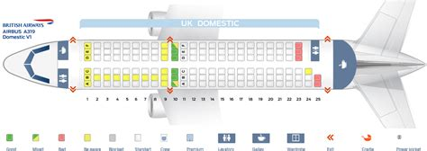 airbus a319 seat map seat map airbus a319 100 airways best seats in plane