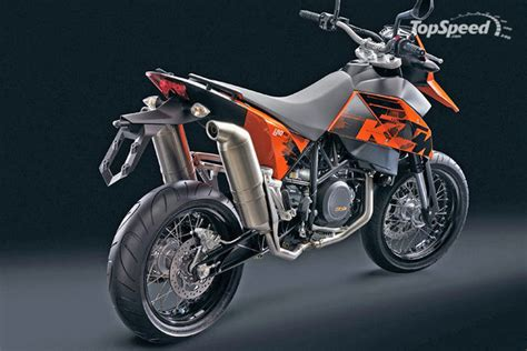 2007 Ktm 690 Supermoto 2007 Ktm 690 Supermoto Picture 154554 Motorcycle