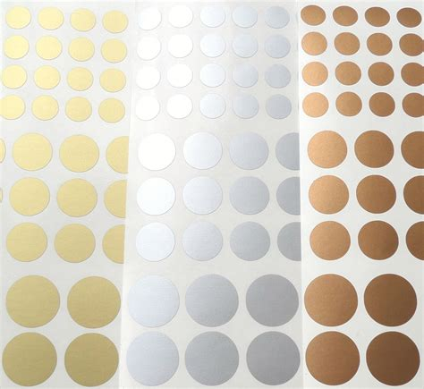 gold wallpaper stickers 100 gold polka dots stickers circle vinyl decals removable
