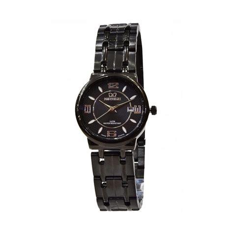 Jam Tangan Mirage Surabaya jual mirage 8150brp l jam tangan wanita hitam harga kualitas terjamin blibli
