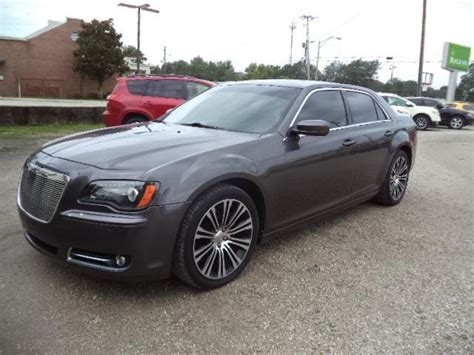 2013 chrysler 300s for sale used 2013 chrysler 300 car for sale at auctionexport