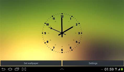 wallpaper  clock  android  wallpaper