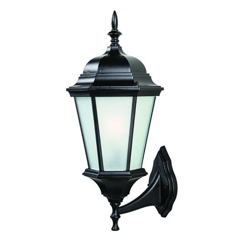 Outside Light Fixtures Acclaim Lighting Mariner Collection Wall Mount 1 Light Architectural Bronze Outdoor Light