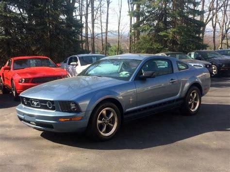 ford mustang light blue 2006 light blue ford mustang v6