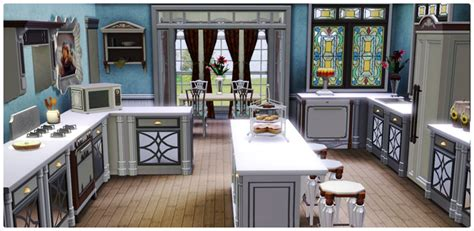 sims kitchen ideas edwardian expression kitchen set store the sims 3