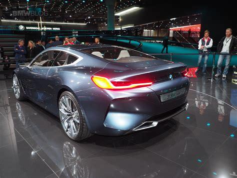 bmw concept 2017 2017 frankfurt auto show bmw concept 8 series bmw