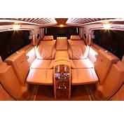 Mercedes Benz Viano Van Conversion Is The Lap Of Luxury