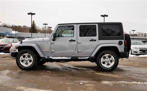 Pre Owned Jeep Wrangler Unlimited Pre Owned 2013 Jeep Wrangler Unlimited Convertible