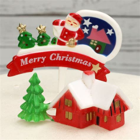 plastic christmas cake decorations uk www indiepedia org