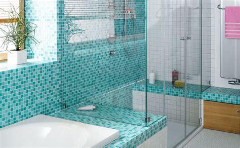 Kleines Bad Mosaikfliesen by Mosaik Aus Glas Naturstein Und Vielen Anderen Materialien