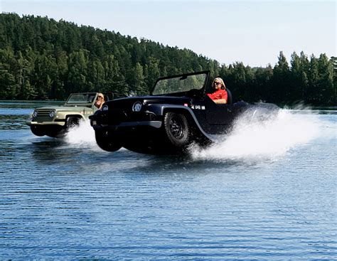 watercar panther panther watercar world s fastest amphibious vehicle