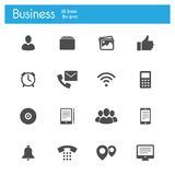Office And Business Vector Icons Set On Gray Royalty Free Stock Images Image 33973149 Office And Business Vector Icons Set On Gray Stock Vector Illustration Of Organization