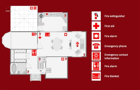 emergency plan for home building emergency evacuation plan template templates