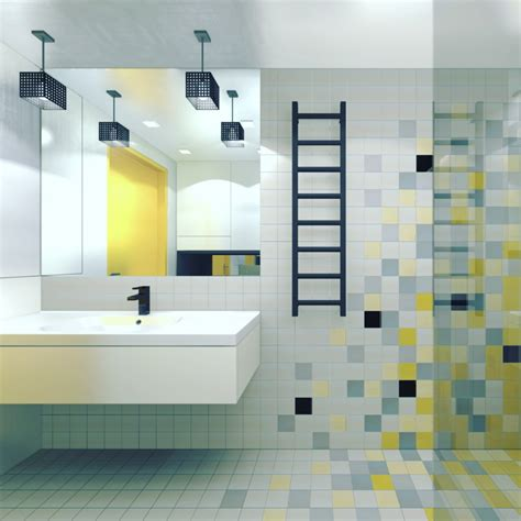 keramik lantai kamar mandi sederhana desain rumah