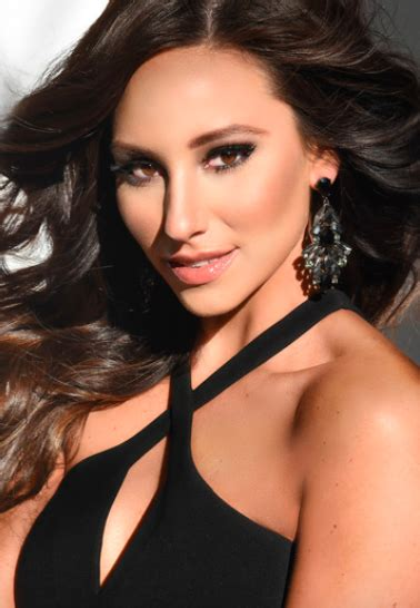 Miss Indriany miss usa 2017 pageant contestant photos