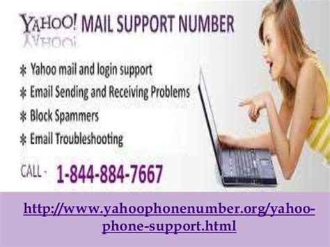 yahoo email phone number yahoo phone support 1 844 884 7667 usa free number