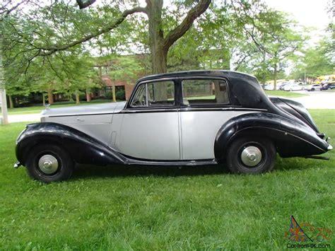 bentley rolls royce 1954 r type