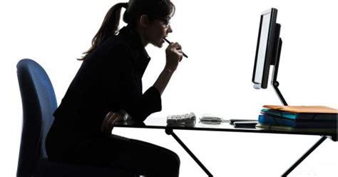 sitting posture position duration negative health