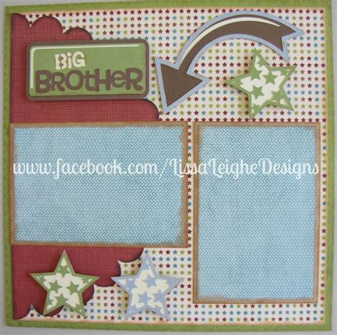 Brothers Scrapbook Layout More Info On My Page Www | 46 best images about scrapbooking boys on pinterest