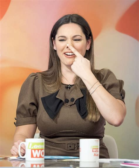 kelly brook official 2018 kelly brook at loose women tv show in london 01 05 2018 hawtcelebs