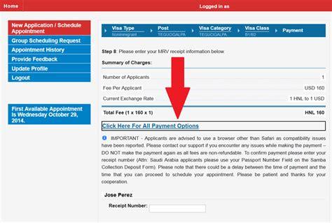 como imprimo el codigo para pagar las placas solicitar una visa para los ee uu opciones de pago y de