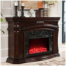 view 62 quot grand cherry electric fireplace deals at big lots
