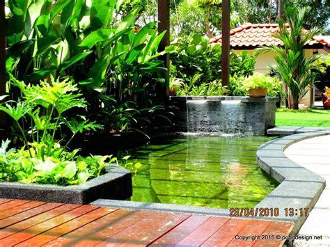 fish pond design malaysia fountain design trading