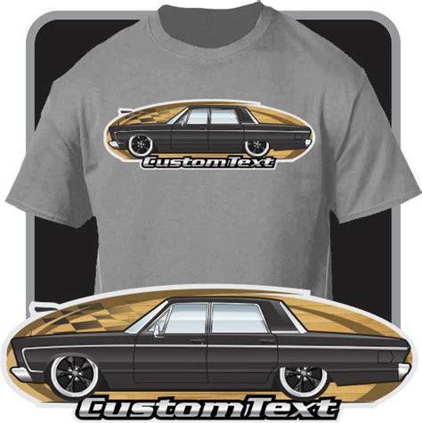 Tshirt Honda Ii custom t shirt 66 1966 plymouth vip fury i ii iii