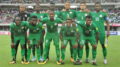 nigeria pip zambia eagles become country to