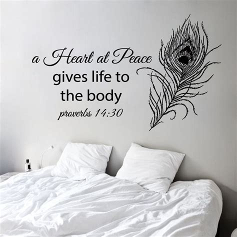 Proverbs Wall Carved Wall Stickers popular peacock decal buy cheap peacock decal lots from