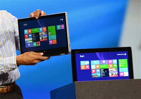 Tablet Samsung Windows 8 1 hp dell lenovo samsung to unveil 64 bit windows 8 1 tablets by month end bgr india