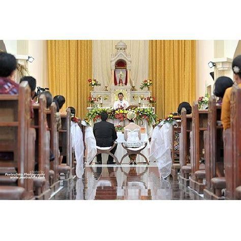 Wedding Jawa Tengah by Pemberkatan Wulan Bayu Di Jago Jawa Tengah Desember