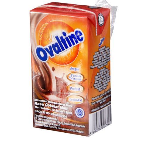 ovaltine choco malt 125 ml uht sukanda djaya
