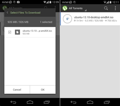 utorrent for android utorrent for android gets a major update brings ui refresh and new features