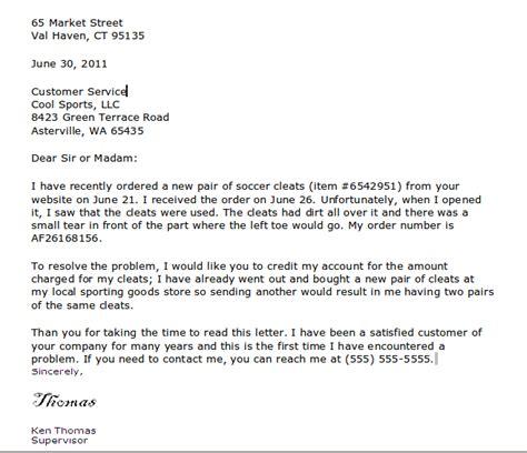 Complaints Letter To Ee Letter Complaint New Calendar Template Site