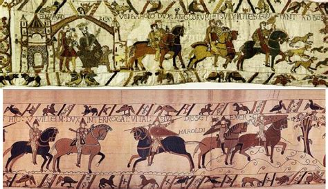 Tapisserie De Bayeux Histoire Des Arts by Album 4eme Representation Du Temps Le De Hdaolympe