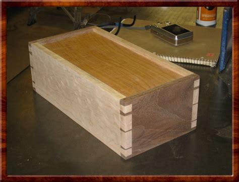 dovetail box david  marks