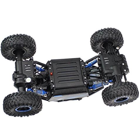 Rc Rock Crawler 4wd 2 4 Ghz Blue Black szjjx rc rock road vehicle 2 4ghz 4wd high speed 1 18 racing cars rc cars remote radio