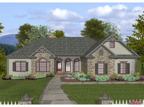 craftsman ranch house plans craftsman ranch home plan 013d 0169 house plans and more