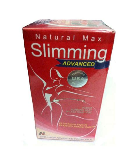 max slimming 50 no s unfalvoured burner capsule buy max slimming 50