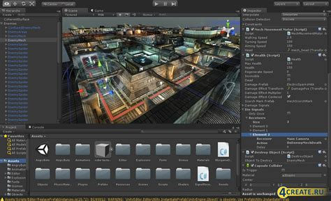 unity best layout unity 4 софт