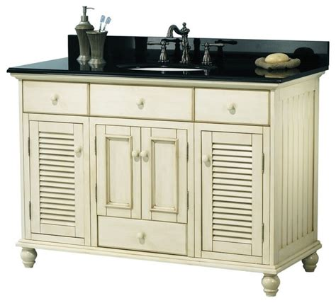 foremost ctaa4822d cottage 48 quot vanity cabinet only in