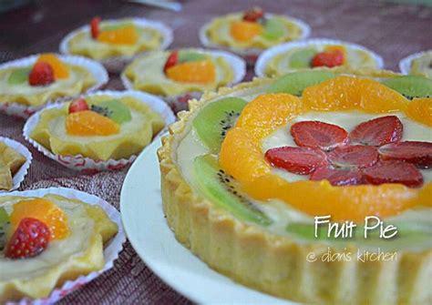 Cetakan Pie Buah Pie Kecil 7cm resep fruit pie pie buah ala ncc anti gagal oleh dian s