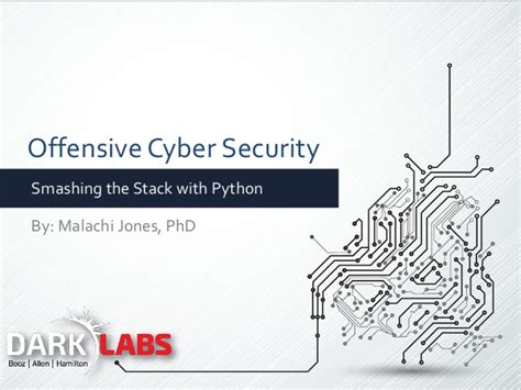 python cyber security and python programming step by step guides books harris proprietary information presentation title