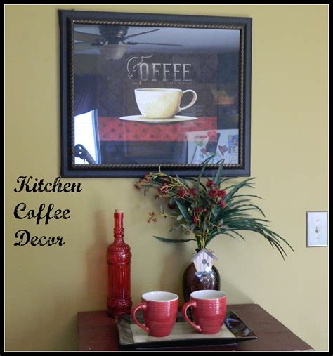coffee home decor coffee themed kitchen